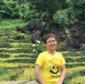 Mẹ Dương Thị Hoài Sơn