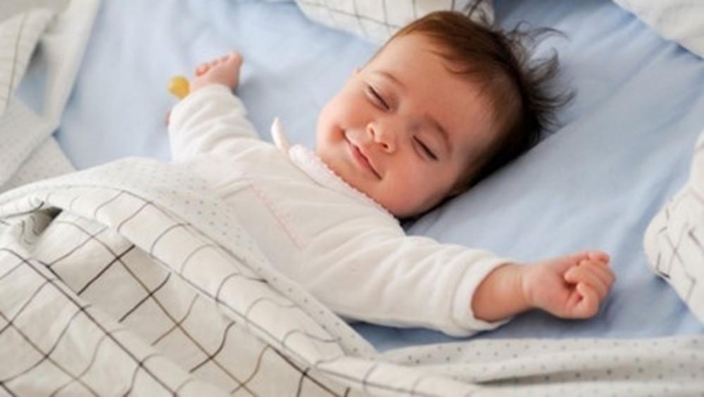 Trẻ ngủ đủ giấc giúp phát triển tối đa về chiều cao