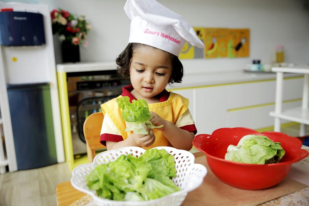 Kỹ năng sống tự lập theo đúng tinh thần phương pháp Montessori - 3