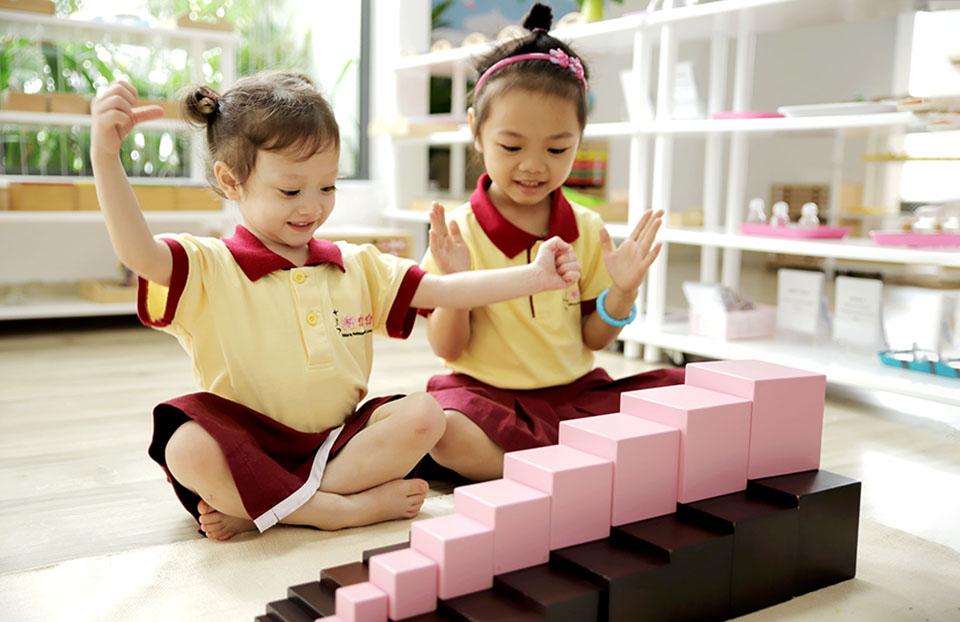 Kỹ năng sống tự lập theo đúng tinh thần phương pháp Montessori - 4