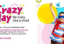CRAZY DAY - Lễ hội hóa trang cực chất cho bé lần đầu tiên được tổ chức tại Hạ Long