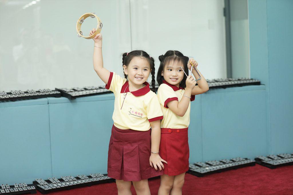Khám phá chương trình học toàn diện tại Trường mầm non quốc tế Sakura Montessori