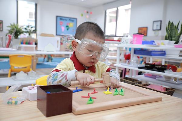 Phương pháp giáo dục Montessori ngày càng phổ biến tại Việt Nam
