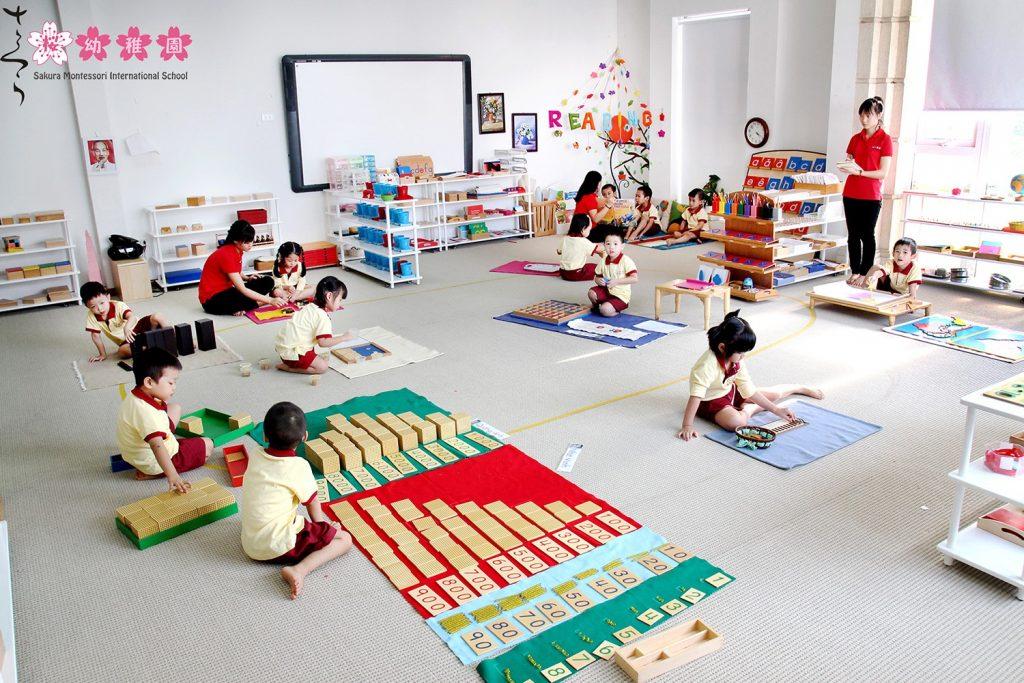 Top ba trường mầm non non quốc tế tại Hồ Chí Minh chiếm trọn cảm tình của phụ huynh