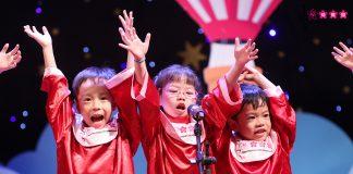 Các bạn nhỏ Sakura Montessori Cầu Giấy tự tin tỏa sáng tại Summer Concert 2019