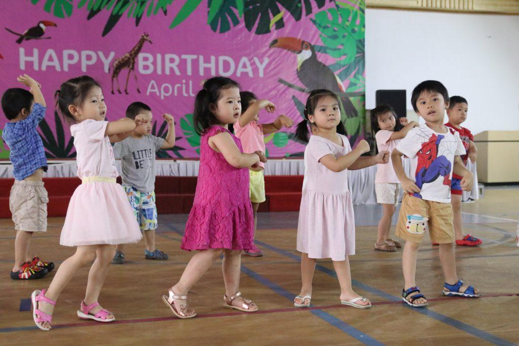 Đại nhạc hội Summer Concert đã sẵn sàng bùng nổ tại Sakura Montessori Cầu Giấy