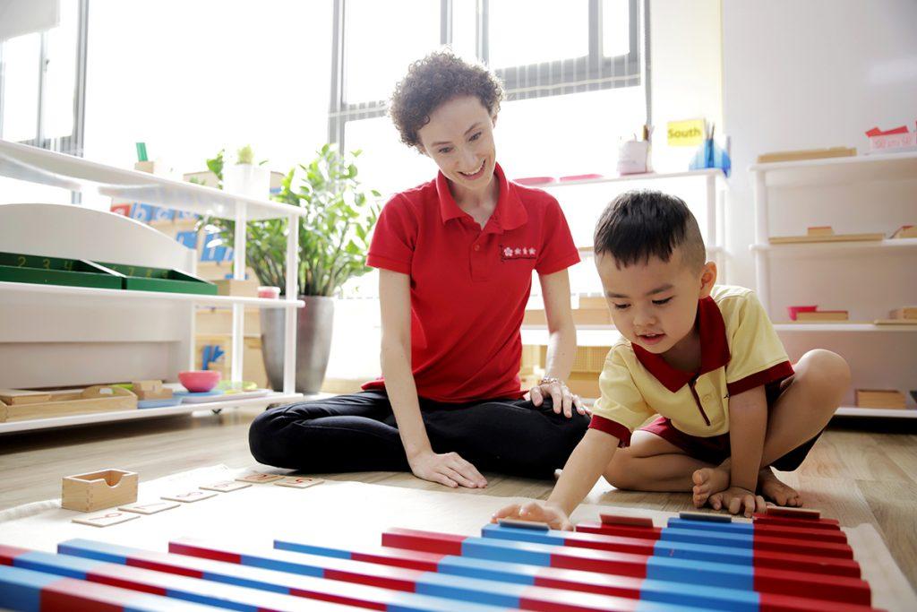 """Cùng Sakrua Montessori giải đáp """"Montessori là gì"""""""