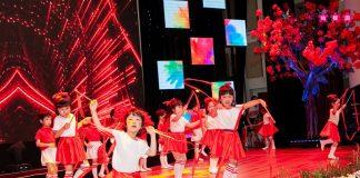Lắng đọng mùa Summer Concert mộc mạc cùng Sakura Montessori Hải Phòng