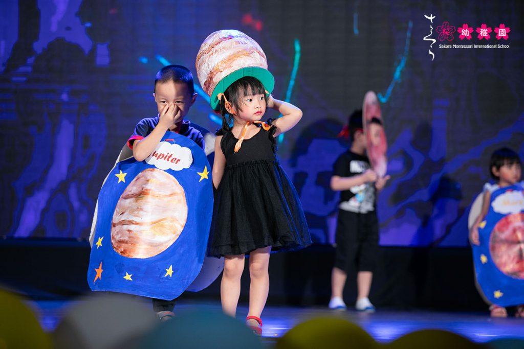 """Lễ tổng kết """"như mơ"""" tại hệ thống trường Mầm non Quốc tế Sakura Montessori"""