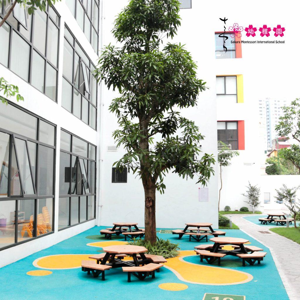 """Sakura Montessori khai trương trường mầm non quốc tế """"đẹp nhơ mơ"""" tại Hà Đông"""