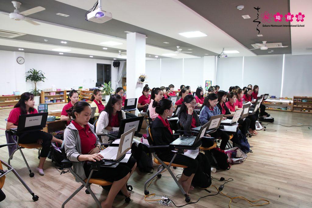 Sakura Montessori khởi động khóa đào tạo giáo viên Montessori Quốc tế 2019