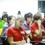 Sakura Montessori tổ chức đào tạo giáo viên tiếng Anh toàn hệ thống