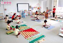 """Top bốn trường mầm non song ngữ tại Hà Nội """"không chê vào đâu được"""""""