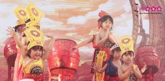 Tưng bừng lễ khai trương cơ sở trường mầm non quốc tế Sakura Montessori Hà Đông