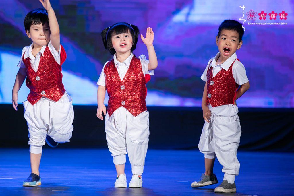 """Vui """"xê dịch"""" cùng các bạn nhỏ Sakura Montessori Thụy Khuê tại Summer Concert"""