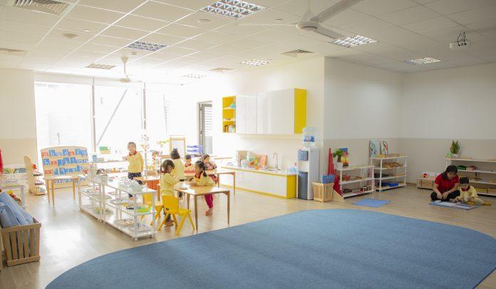 5 lý do thuyết phục phụ huynh lựa chọn Mầm non Quốc tế Sakura Montessori