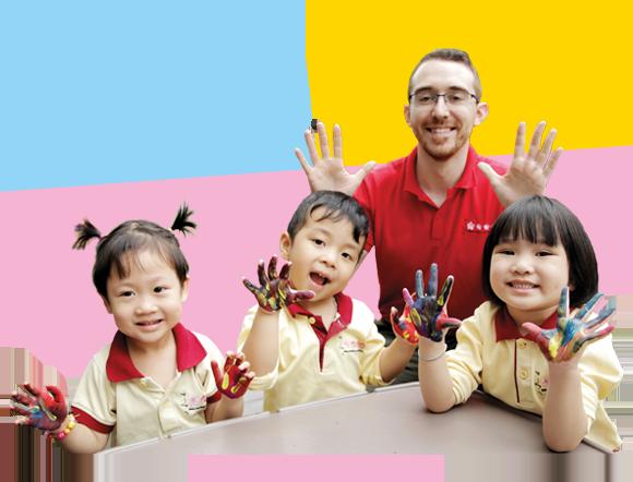 trường mầm non song ngữ quốc tế sakura