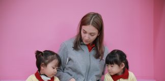 Sakura school dạy tiếng Anh cho trẻ mầm non như thế nào?