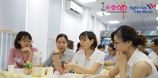 """1.500 phụ huynh cùng nhau đi học """"Nghề Làm Cha Mẹ"""""""