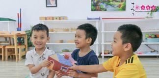 Dạy trẻ kỹ năng sống: 5 nguyên tắc giao tiếp hiệu quả mà ba mẹ cần dạy cho trẻ