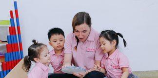 2 giai đoạn phát triển của trẻ mầm non và cách ứng xử của ba mẹ