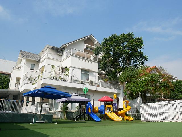 """Trường mầm non quốc tế tại Hồ Chí Minh ghi điểm với 4 tiêu chí """"vàng"""""""