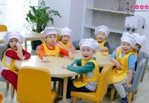 Trường mầm non quốc tế ở quận Tây Hồ mang đến cho con bạn điều gì 2