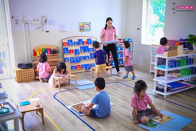 Trường mầm non quốc tế tại Hồ Chí Minh: Phụ huynh có nên cho con theo học?