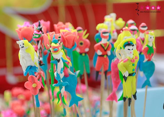 Cùng con trải nghiệm Tết quê hương tại Sakura Montessori Cầu Giấy 9