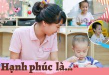 Nghề giáo viên mầm non và những hạnh phúc thật giản đơn 1