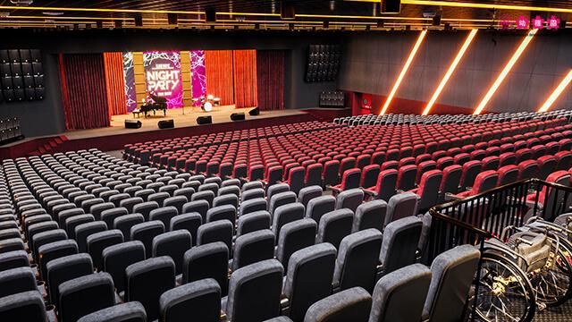 """Hé lộ hình ảnh Nhà hát 1000 chỗ cực """"hot"""" tại công trình Sakura Montessori Tây Hồ Tây 5"""
