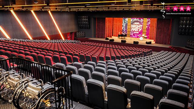 """Hé lộ hình ảnh Nhà hát 1000 chỗ cực """"hot"""" tại công trình Sakura Montessori Tây Hồ Tây 4"""