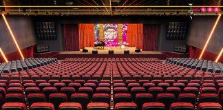 """Hé lộ hình ảnh Nhà hát 1000 chỗ cực """"hot"""" tại công trình Sakura Montessori Tây Hồ Tây 1"""