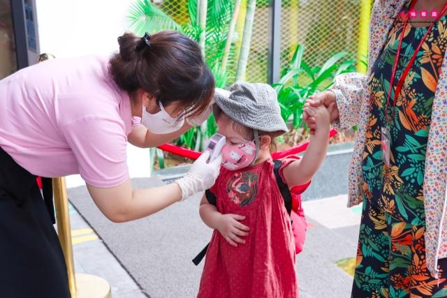 Náo nhiệt không khí chào đón các SMISer trong ngày đầu tiên trở lại ngôi trường Sakura Montessori Cầu Giấy